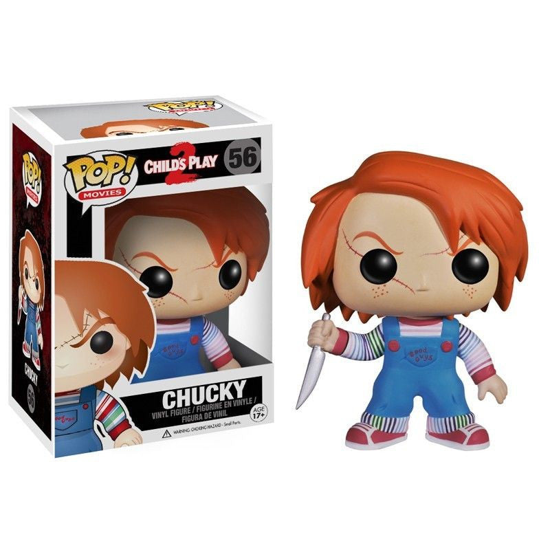 Movies Pop! Vinyl Figure Chucky [Child's Play 2]
