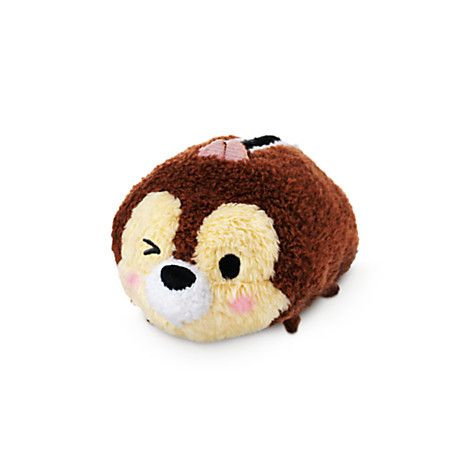 Disney Chip Winking Tsum Tsum Mini Plush