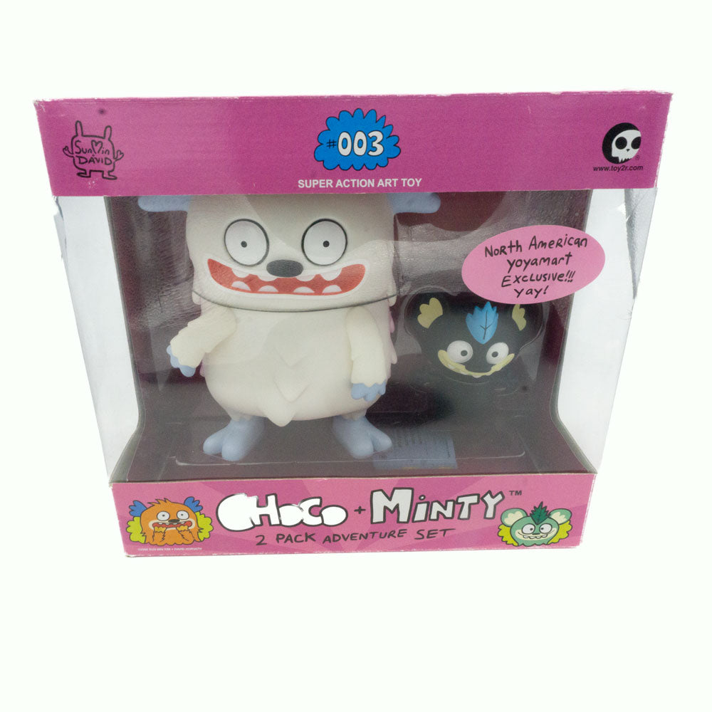 Choco and Minty Yoyamart Exclusive 2 Pack Adventure Set