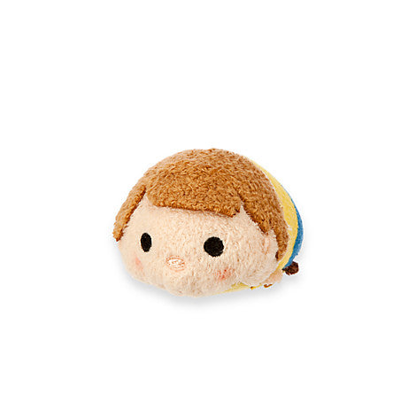 Disney Winnie the Pooh Christopher Robin Tsum Tsum Mini Plush - Fugitive Toys