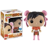 Street Fighter Pop! Vinyl Figures Red Chun-Li [136] - Fugitive Toys