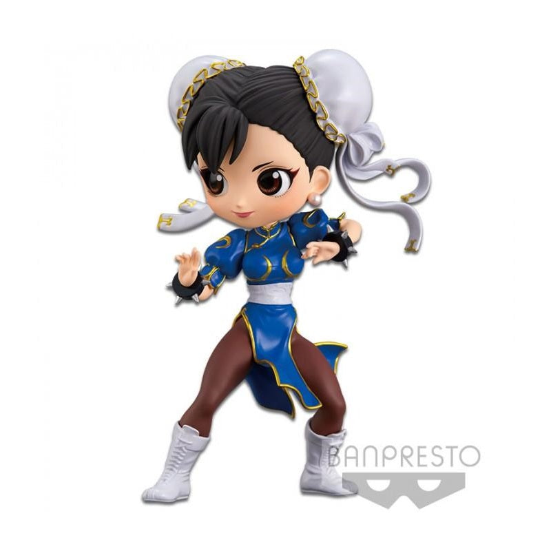 Street Fighter Q Posket Chun Li (Blue Outfit)