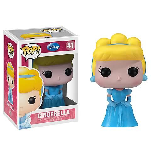 Disney Pop! Vinyl Figure Cinderella [41] - Fugitive Toys