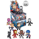 Funko Mystery Minis Captain America Civil War: (1 Blind Box) - Fugitive Toys