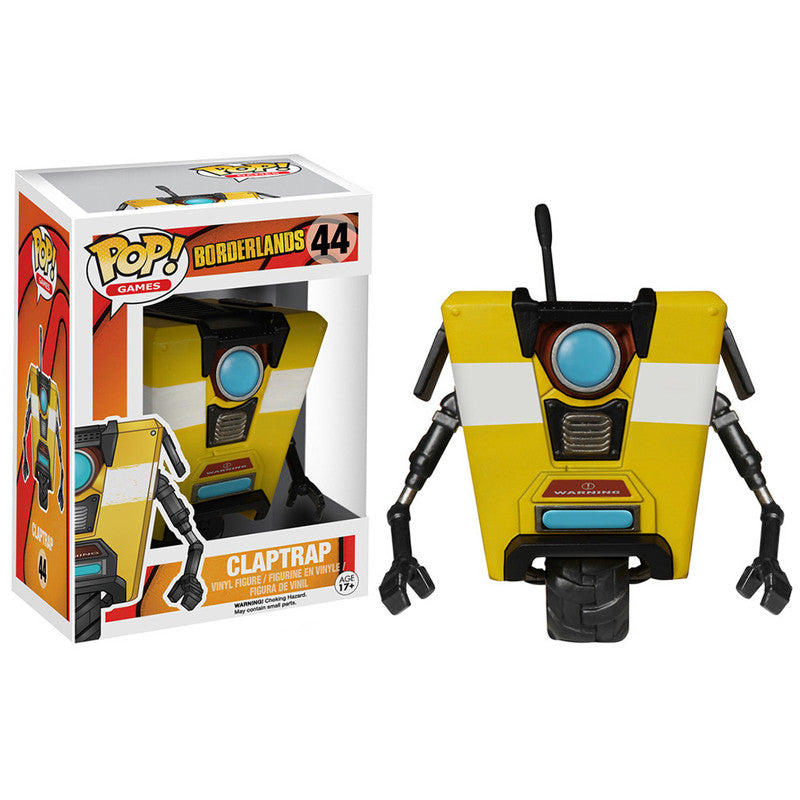 Borderlands Pop! Vinyl Figure Clap Trap