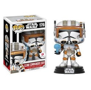 Star Wars Pop! Vinyl Figures Clone Commander Cody [176]
