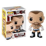 WWE Pop! Vinyl Figure C.M. Punk