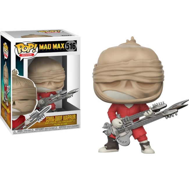 Movies Pop! Vinyl Figure Coma-Doof Warrior [Mad Max: Fury Road] [516]