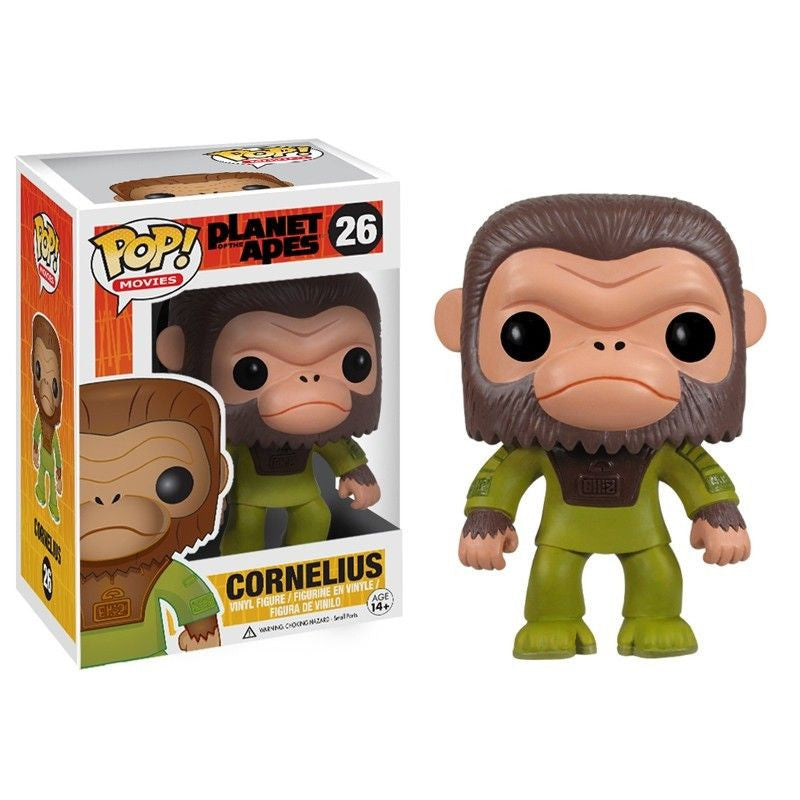 Movies Pop! Vinyl Figure Cornelius [Planet of the Apes]