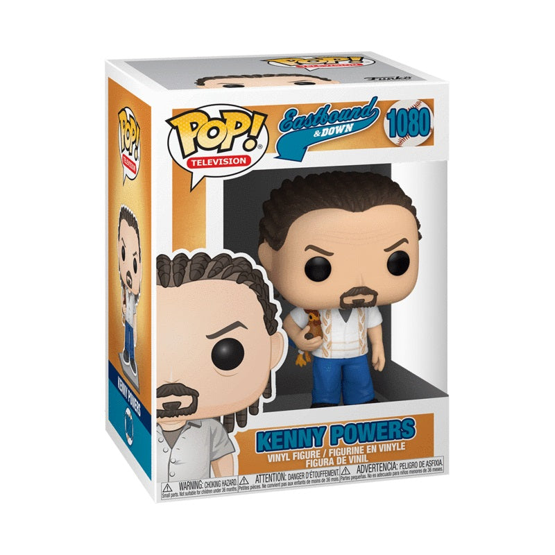 Eastbound & Down Pop! Vinyl Figure Kenny Powers in Cornrows [1080]