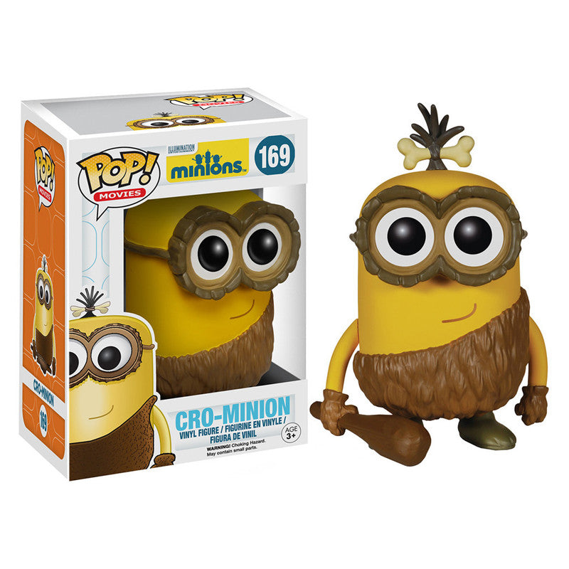 Movies Pop! Vinyl Figure Cro-Minion [Minions]