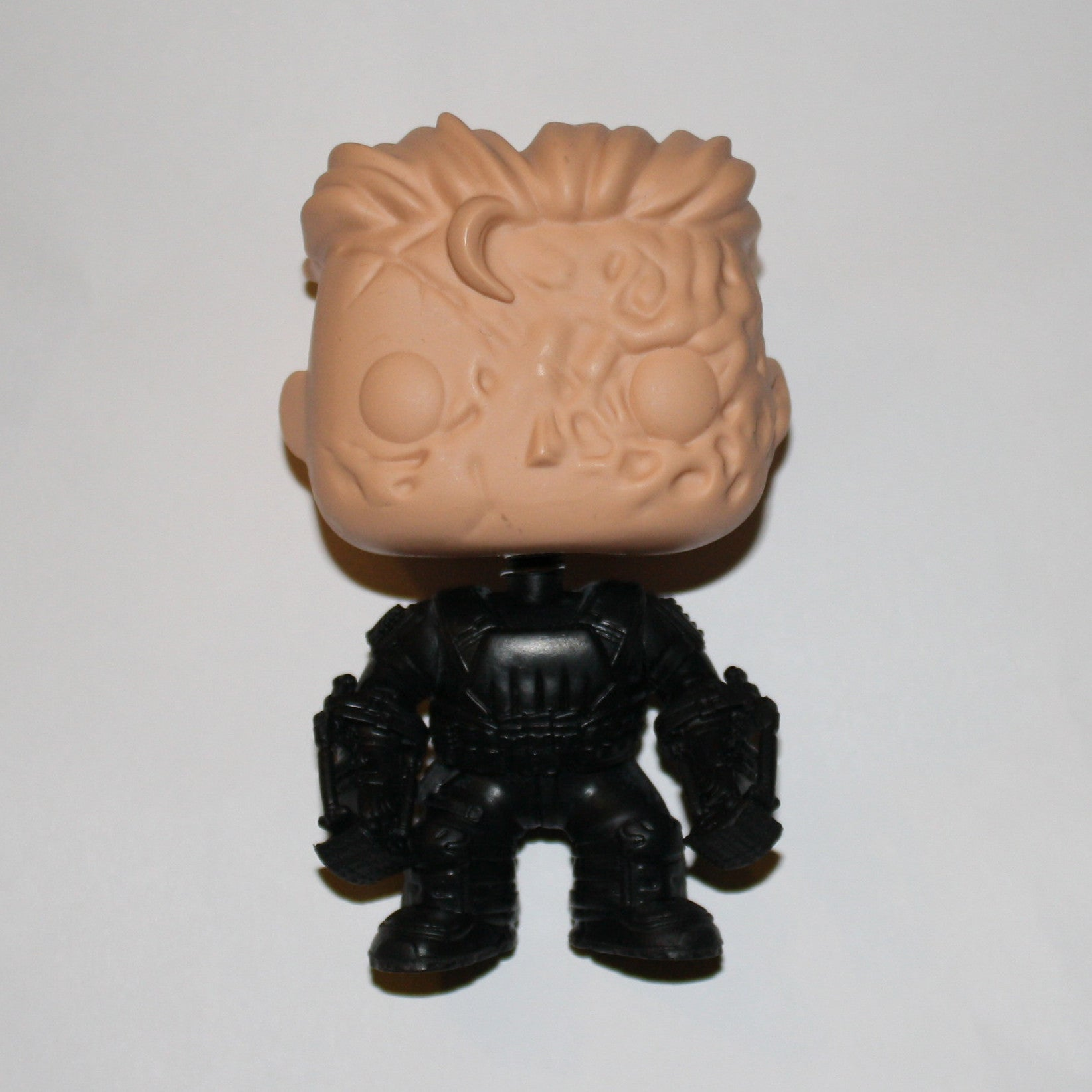 Crossbones Unmasked [Captain America: Civil War] Proto