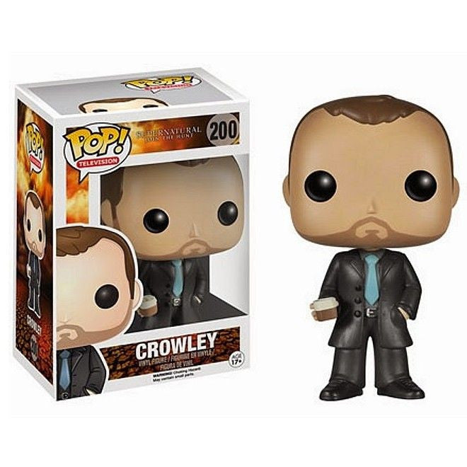 Supernatural Pop! Vinyl Figure Crowley