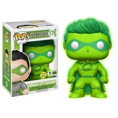 Pop! Vinyl Figure ECCC: Emerald City Crusador (GITD) [179]