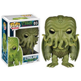 Books Pop! Vinyl Figure Cthulhu [Master of R'lyeh] - Fugitive Toys