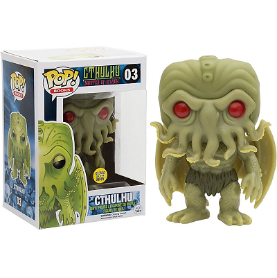 Cthulhu Pop! Vinyl Figure Cthulhu (Glow in the Dark) [03]