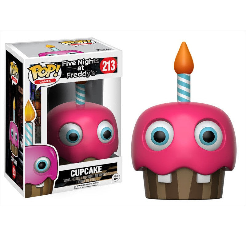 Five Nights at Freddy's Pop! Vinyl Figure Cupcake