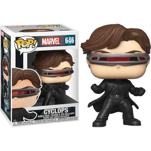 Marvel X-Men 20th Anniversary Pop! Vinyl Figure Cyclops [646]
