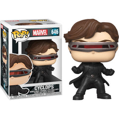 Marvel X-Men 20th Anniversary Pop! Vinyl Figure Cyclops [646] - Fugitive Toys