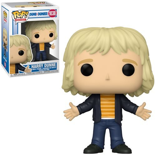 Dumb and Dumber Pop! Vinyl Figure Harry Dune [1038]