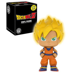 Dragon Ball Z Goku (Glow) Vinyl Figure Mystery Mini [Game Stop Exclusive] - Fugitive Toys