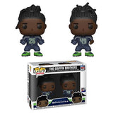 NFL Pop! Vinyl Figure The Griffin Brothers [Seattle Seahawks] [2-Pack] - Fugitive Toys