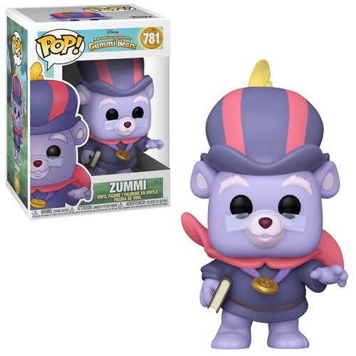 Disney Adventures of the Gummi Bears Pop! Vinyl Figure Zummi [781]