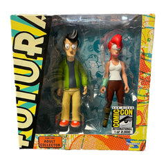 Toynami Futurama Alternate Universe Fry & Leela (2009 SDCC Exclusive)