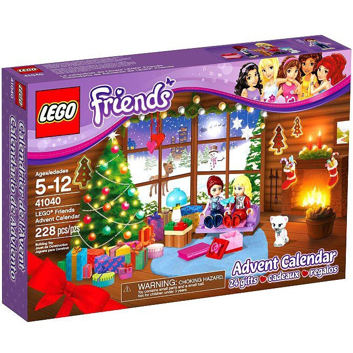 LEGO Friends Advent Calendar (41040)