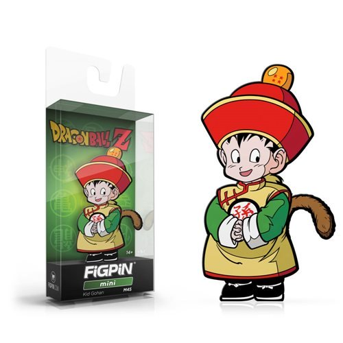 Dragon Ball Z: FiGPiN Mini Enamel Pin Kid Gohan [M45]
