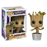 Marvel Guardians of the Galaxy Pop! Vinyl Bobblehead Dancing Groot