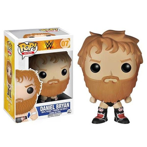 WWE Pop! Vinyl Figure Daniel Bryan [07]