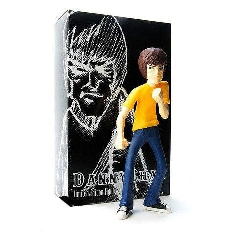 Danny Chan Kwok Kwan The Dragon Yellow Colorway Limited Edition Figure