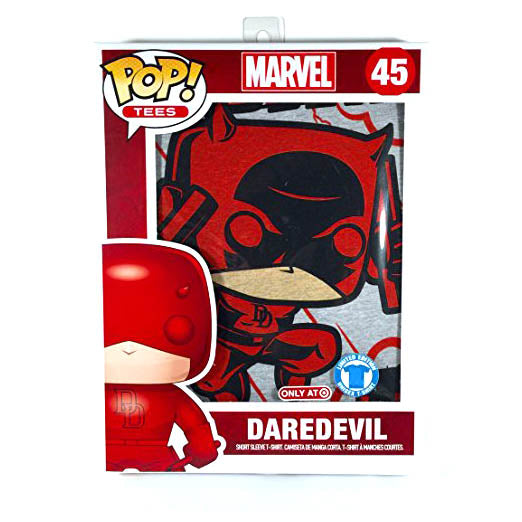 Pop! Tees Marvel Daredevil [45] (Target Exclusive) 2XL