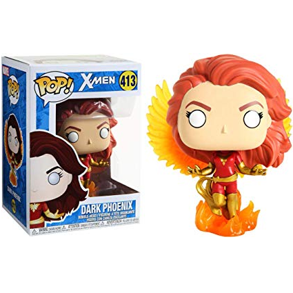 X-Men Pop! Vinyl Figure Dark Phoenix (Flame Wings) [413]