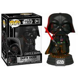 Star Wars Pop! Vinyl Figure Darth Vader (Lights & Sound) [343] - Fugitive Toys