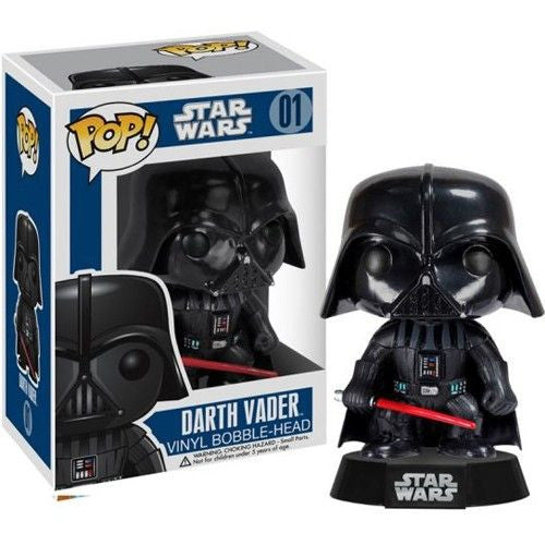 Star Wars Pop! Vinyl Bobblehead Darth Vader