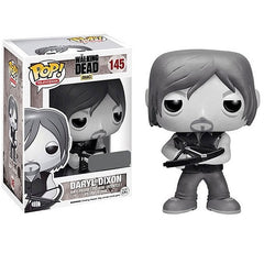 The Walking Dead Pop! Vinyl Figures Black and White Daryl Dixon [145]
