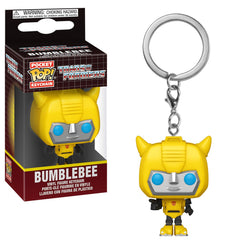 Transformers Pocket Pop! Keychain Bumblebee - Fugitive Toys