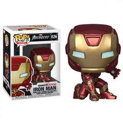 Marvel Avengers Game Pop! Vinyl Figure Iron Man [626]