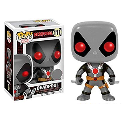 Deadpool Pop! Vinyl Figures X-Force Deadpool Two Swords [111]