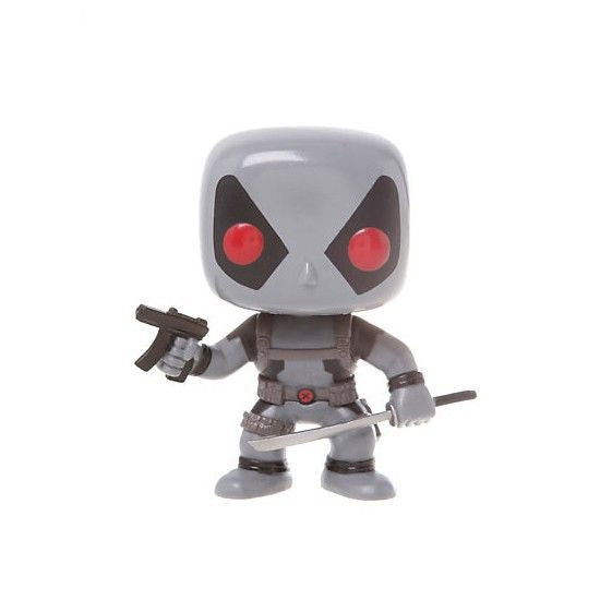 Marvel Pop! Vinyl Bobblehead X-Force Deadpool [Exclusive] - Fugitive Toys