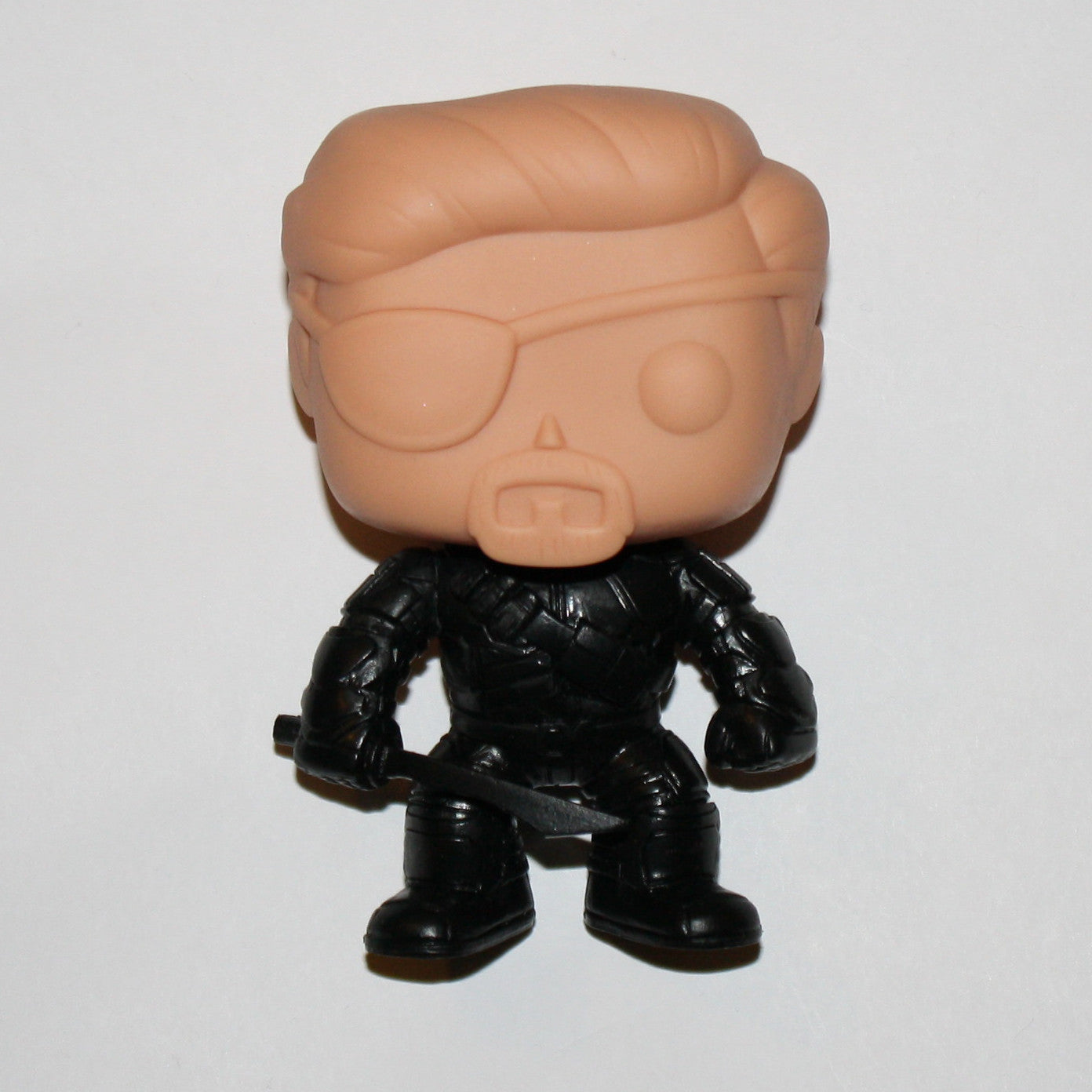 Deathstroke Unmasked [Flash TV] Proto - Fugitive Toys