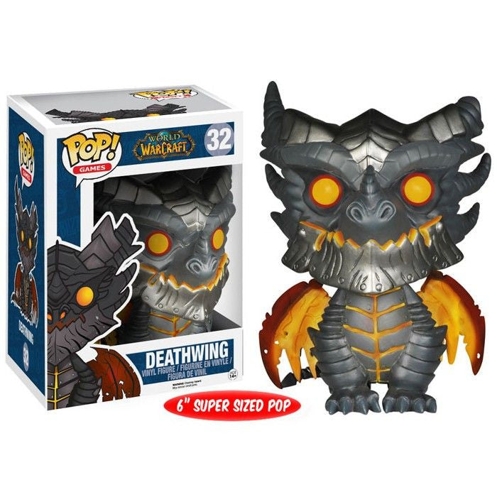 World of Warcraft Pop! Vinyl Figure Deathwing [6-Inch]