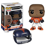 NFL Pop! Vinyl Figure Demarcus Ware [Denver Broncos]