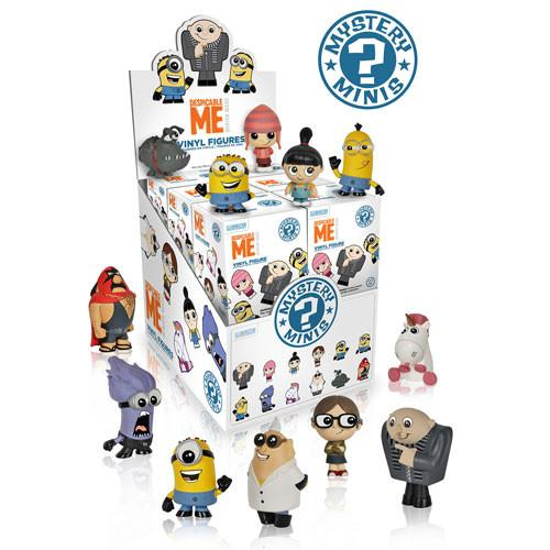 Despicable Me Mystery Minis: (1 Blind Box)