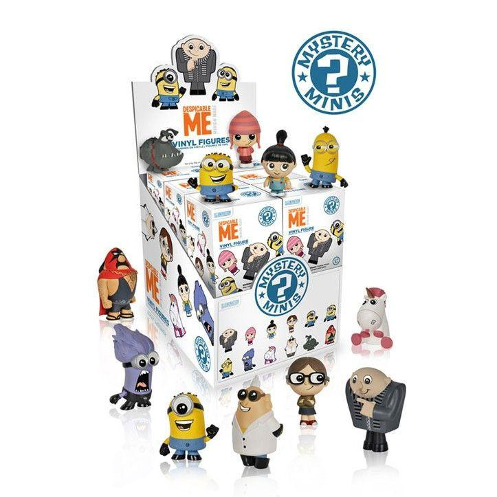 Despicable Me Mystery Minis: (Case of 12)