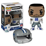 NFL Pop! Vinyl Figure Dez Bryant [Dallas Cowboys] - Fugitive Toys