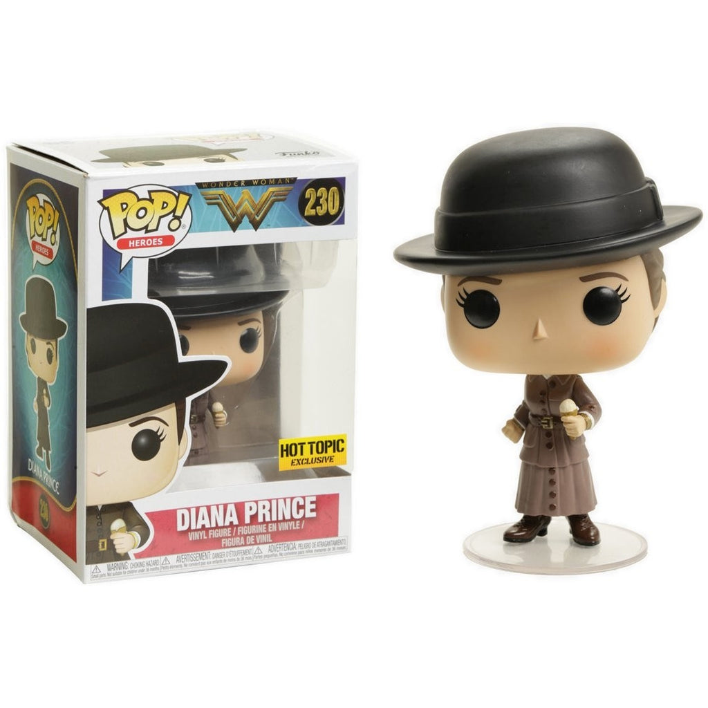 Wonder Woman Pop! Vinyl Figure Diana Prince (Ice Cream) [230]