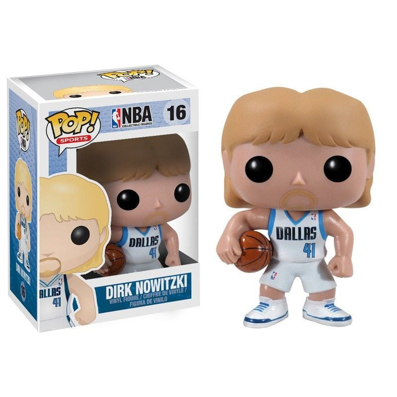 NBA Series 2 Pop! Vinyl Figure Dirk Nowitzki